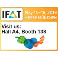 GLS Tanks on the IFAT Germany 2018 in Munich