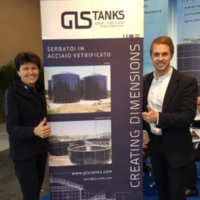 GLS Tanks on the H20 Accadueo in Bologna! / GLS Tanks auf der H20 Accadueo in Bologna!