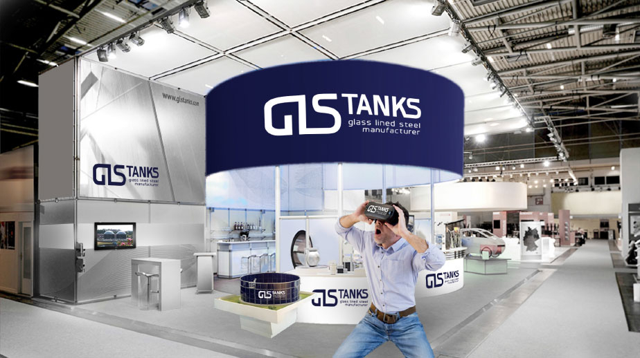 Messen - GLS Tanks